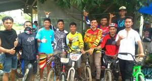 Gayo Bike Club Tampil di Super Cross BMX se-Aceh