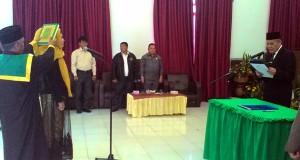Rosmanila Dilantik Jadi Anggota KIP Bener Meriah Gantikan Muchtar
