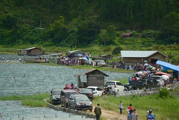 Lokasi Kala Mantu Lut Tawar. (LGco_Munawardi)