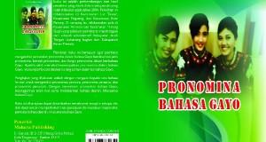 Buku Pronomina Bahasa Gayo Dardanila Terbit