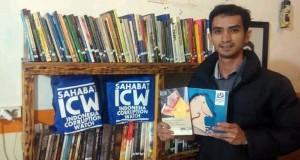 Library Bayakmi Cafe Terima Donasi Buku dari ICW