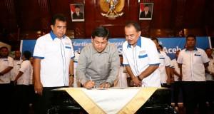 ASSA Harus Mampu Gali Potensi Atlet Sepakbola Aceh