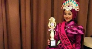 Anak Takengon Juara 3 Putri Batik Indonesia