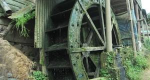 Roda, Karya Umar si 'Jepang Taring' Tetap Eksis di Sungai Peusangan