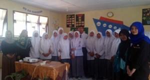Himatekh Unsyiah Gelar Kegiatan THP Goes to School