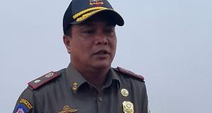 Satpol PP Aceh Tertibkan PNS di Warkop, 4 PNS dari RSJ