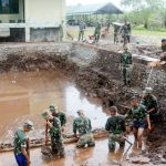 Kasrem 012/TU: Seluruh Prajurit harus Terampil Renang Militer