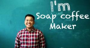 Sabun Aroma Kopi, antar Ken ke ASENet di Malaysia
