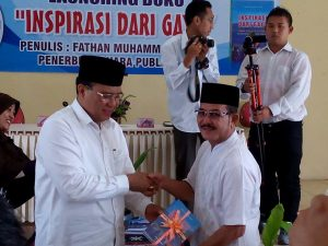 Launching Buku Inspirasi Dari Gayo