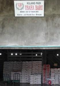 Kilang padi Usaha Baru Bireuen