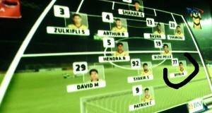 Defri Rizki Masuk Starting Line Up Mitra Kukar pada Final Sudirman Cup