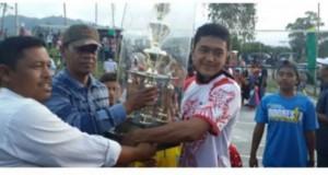 Gaza VC Jawara Turnamen Bola Voli Piala Bupati Aceh Tengah