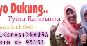 "Idola Cilik RCTI ""Naura"" Rupanya Berdarah Aceh-Jawa-Gayo"