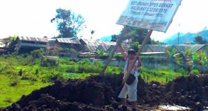 Kisruh Tanah Paya Ilang, Ahli Waris akan Ajukan Gugatan
