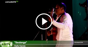 "[Video] ""Seulanga"" di Milad 2 Tahun Tabloid LintasGAYO"