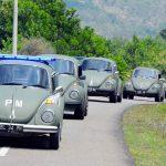 Foto | Touring VW Kodok oleh Kodam IM