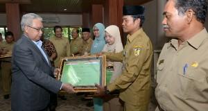 Gubernur Aceh Minta Semua Instansi Tingkatkan Layanan Publik