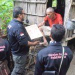 GPPR Serahkan Bantuan untuk Penyandang Kusta di Rerebe