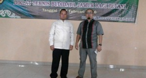Penyuluh Aceh Tengah Peserta Aktif di Diklat Upsus Pajale Babe di Jambi