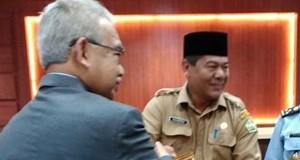 Ombudsman RI Akui Pelayanan Prima Kantor Perizinan Aceh Tengah
