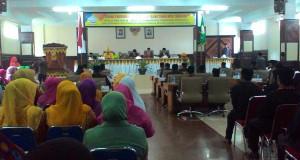Ketua DPRK : Membangun Aceh Tengah Perlu Semangat Gotong Royong