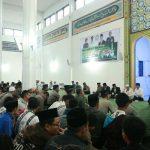 Ribuan Jamaah Hadiri Peringatan Maulid Nabi di Masjid Ruhama Takengon