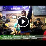 """[Video] Lagu Regae """"Kuso Kini"""" ala Du'an di Hari Pers Nasional"""