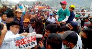 Gubernur Pertimbangkan Usulan Pacuan Kuda Jadi Agenda Tahunan Pemerintah Aceh
