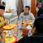 Tadi Pak Nas Semeja dengan Ketua DPW PAN Aceh