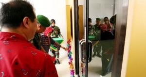 Pangdam Resmikan Kartika Hall Wisma Iskandar Muda