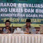 Sekjen Bimas Islam Bahas Isu Aktual Bidang Urais di Sabang