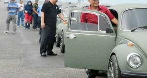 Touring VW Klasik Kodam IM : Perkenalkan Destinasi Wisata Aceh