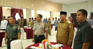 Polres Aceh Tengah Gelar Seminar Kopi