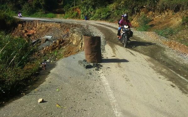 Jalan Takengon Jagong Via Atu Lintang2