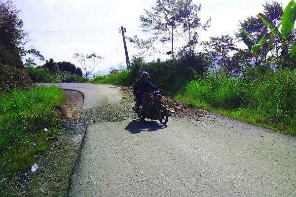 Jalan Takengon Jagong Via Batu Lintang1