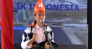 Jokowi akan Saksikan Pelantikan Gubernur Aceh