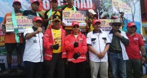 Ini Juara Bhayangkara Offroad di Pantan Terong Takengon