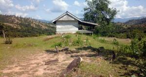 Makam Muyang Gerpa Terlantar di Linge