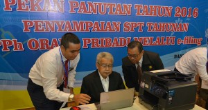 Aceh Targetkan Rp 6 Triliun Penerimaan Pajak 2016