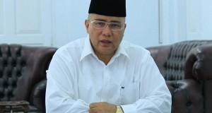 Pak Nas Terima Tanda Kehormatan Satyalencana Pembangunan dari Presiden