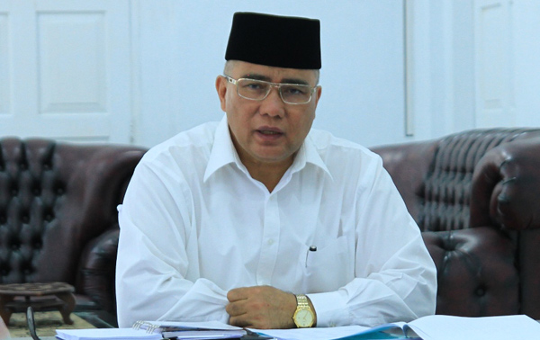 Bupati Aceh Tengah, Ir. H. Nasaruddin,MM
