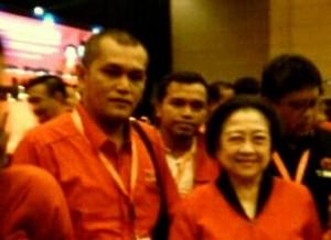 Salwa Putra dan Megawati