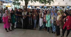 Wabup Rusli Apresiasi Study Tour Ketiara ke Jawa