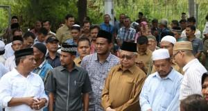 Abu Razak Ajak Gubernur Aceh Bahas Rekonsiliasi