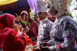 pernikahan zul Masri (1)