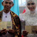 Foto Prosesi Pernikahan Wartawan Kompas Persunting Beru Gayo