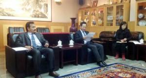 Rektor UIN Ar-Raniry Berkunjung ke Tiongkok, perkuat kerjasama dengan HUST