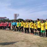 Bungkam Tim Malaysia FC, Skuad One Gayo Melaju ke Babak Final