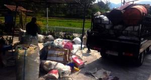 [foto] Jual Sampah Rp.1,8 Juta Perminggu di Lot Kala
