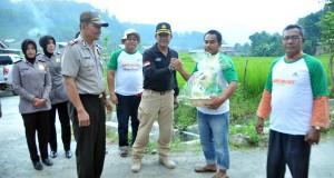 Polres Aceh Tengah Gulirkan Program Polisi Berkebun, Tujuannya?